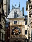 Le Gros-Horloge de Rouen